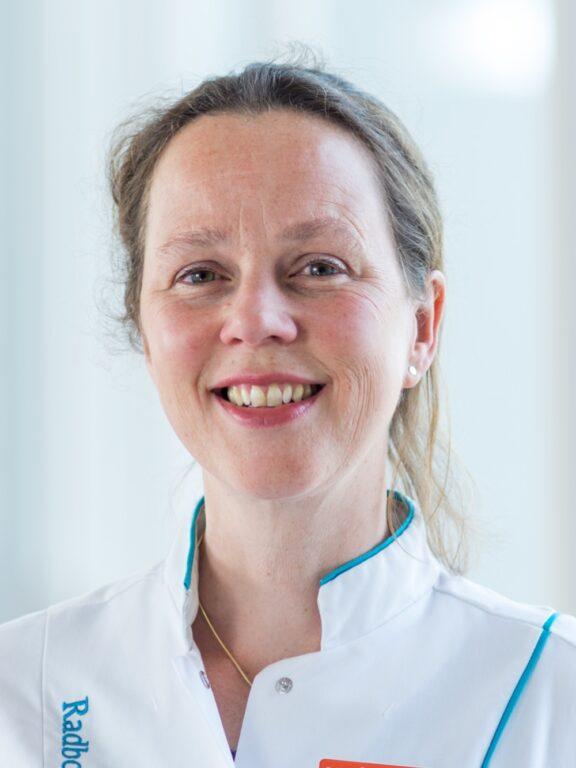 Dr. Carine van der Vleuten, voorzitter van de hecovan werkgroep